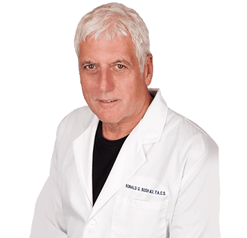 Spotlight on Dr. Ronald Bush
