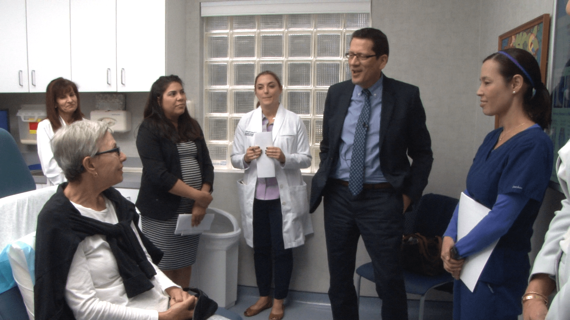 Grand Rounds at Water's Edge Dermatology