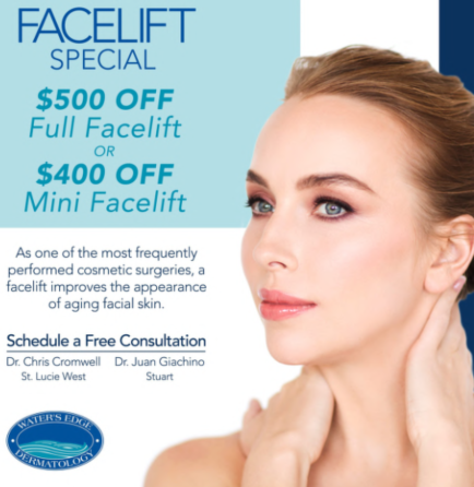 Facelift Special