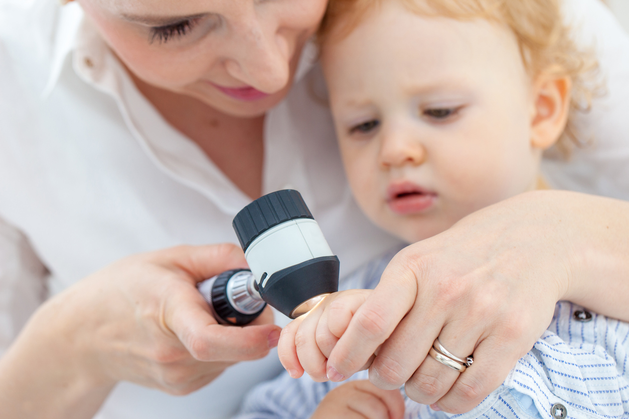 Time for Your Child's Summer Skin Check