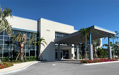 NEW WATER'S EDGE OFFICE IN PORT ST. LUCIE